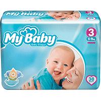 پوشک کودک و نوزاد