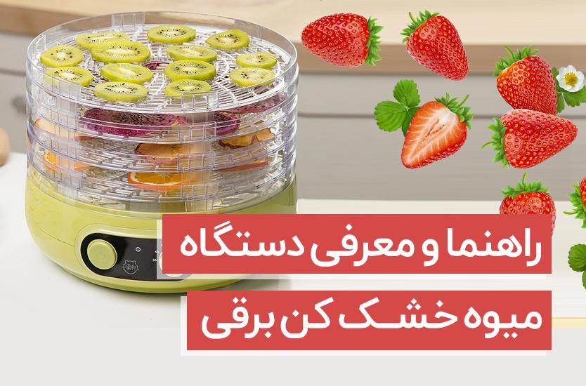 وبلاگ - میوه خشک کن