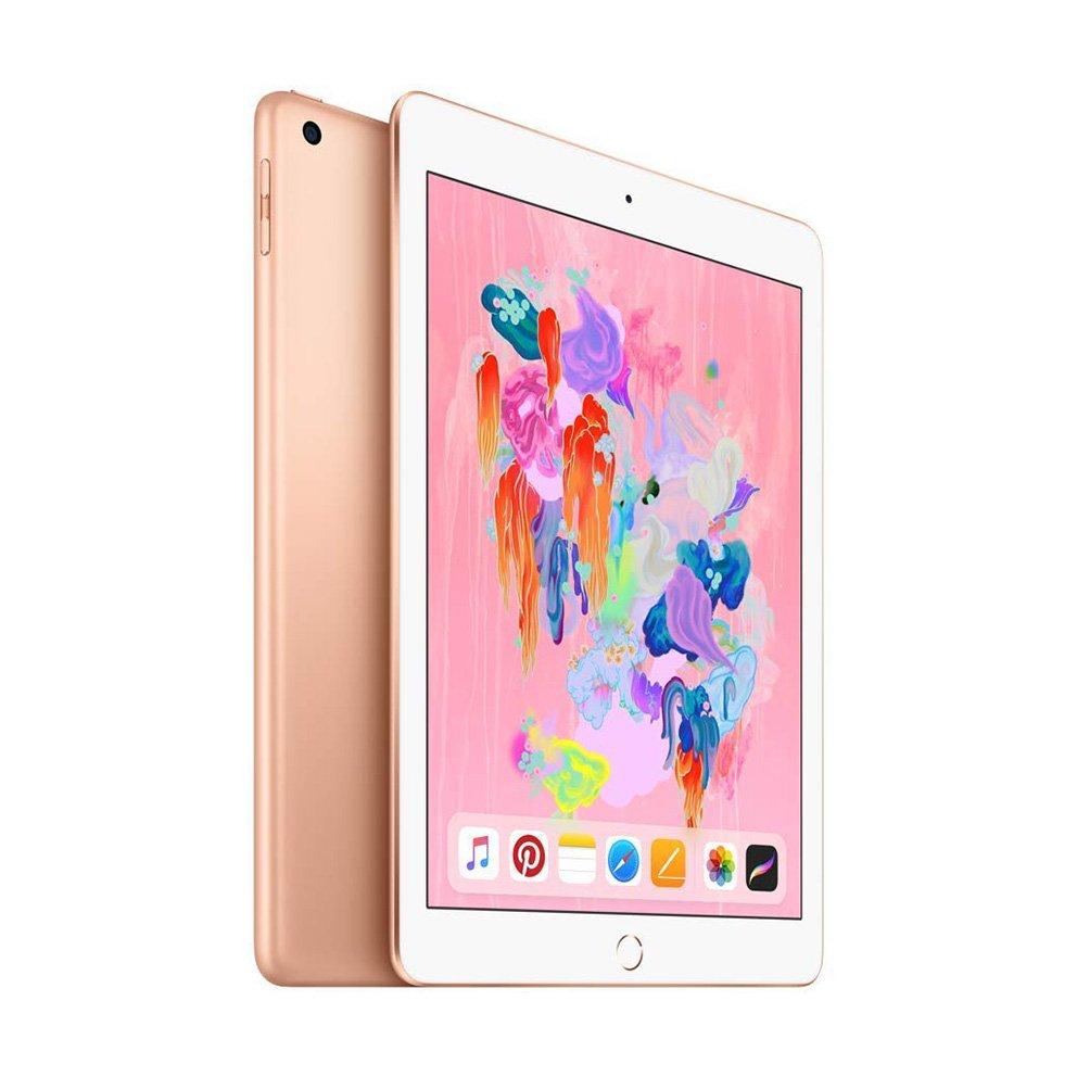 تبلت اپل مدل iPad 2018 (6th Generation) 9.7 inch WiFi ظرفیت 128 گیگابایت طلایی