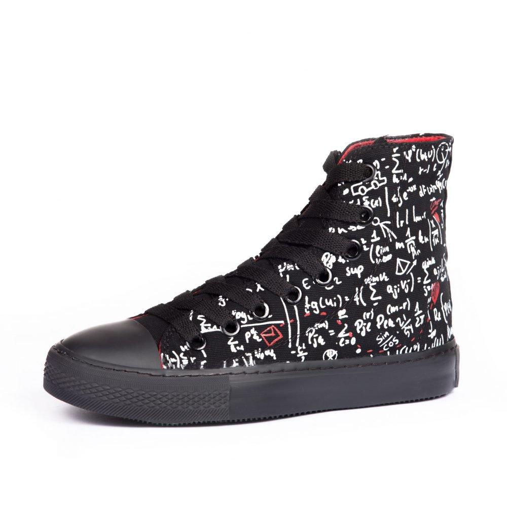 کفش آل استار مدل فرمول بزرگ پا