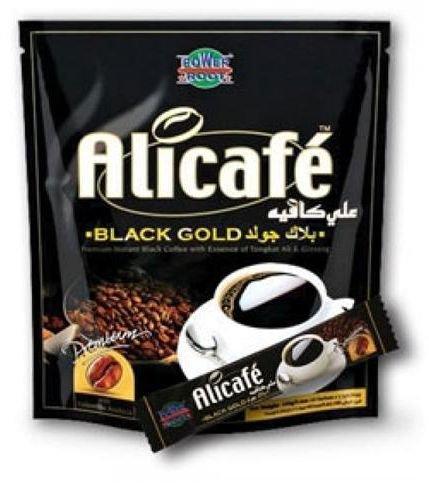قهوه علی کافه مدل بلک گلد 40 عددی