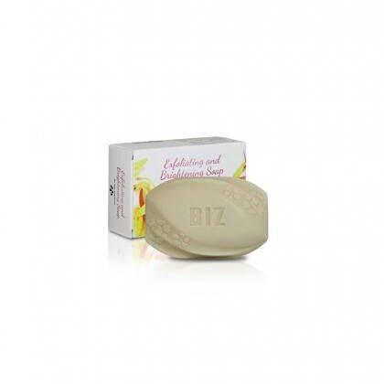 صابون روشن کننده و لایه بردار  100 گرم