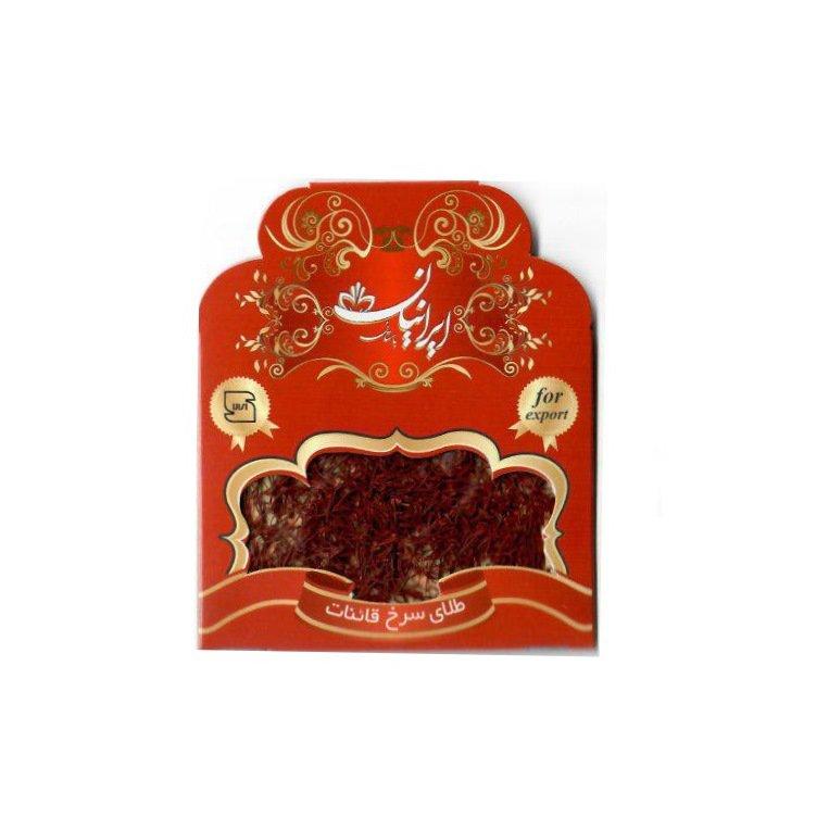 زعفران ایرانیان یک گرمی