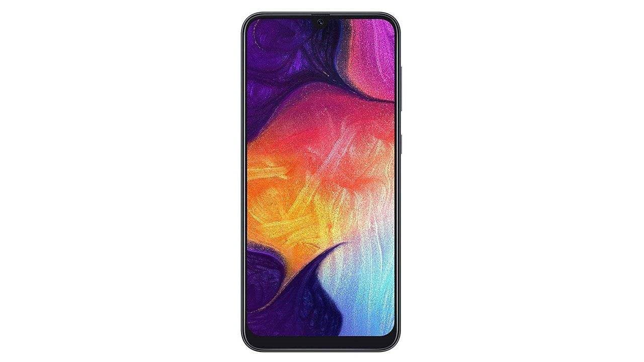 گوشی موبایل سامسونگ مدل Galaxy A50 دو سیم کارت ظرفیت 64گیگابایت