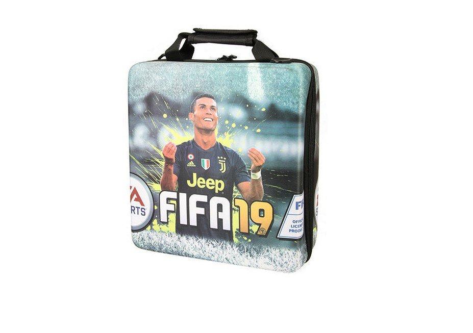 کیف حمل پلی استیشن 4 Pro مدل FIFA 19