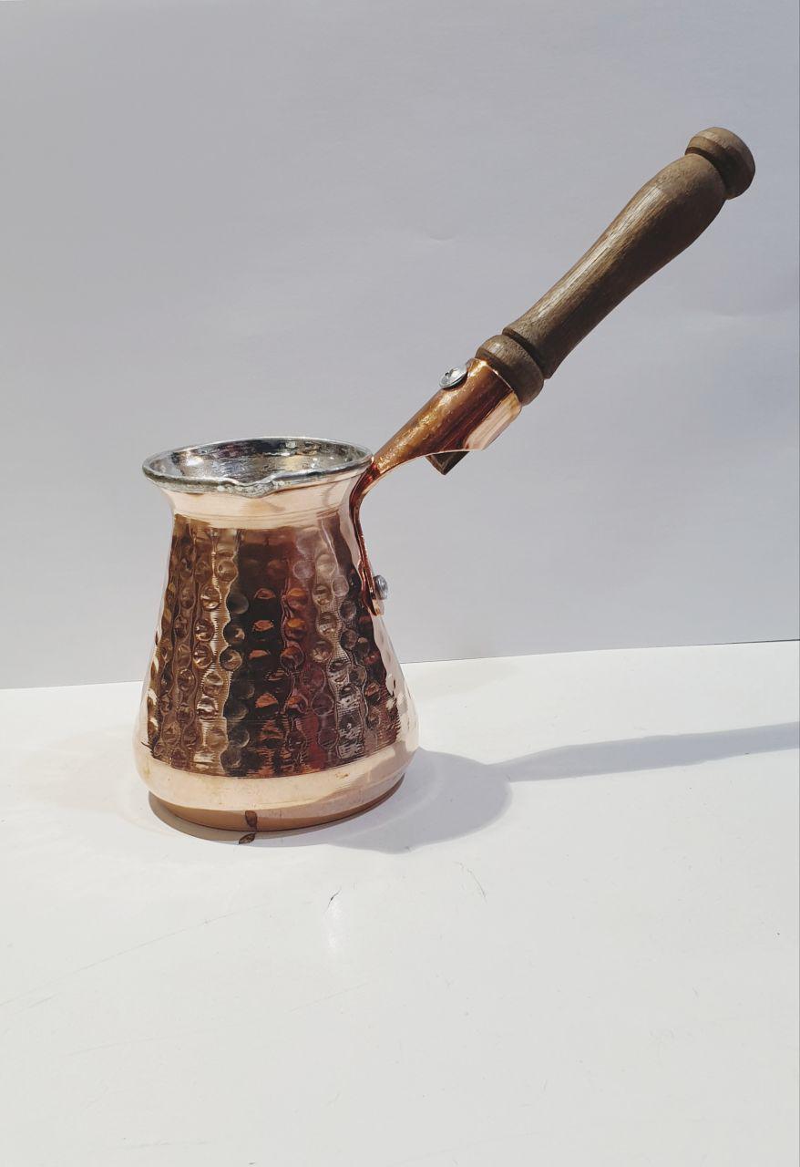 قهوه جوش مسی 2 کاپ