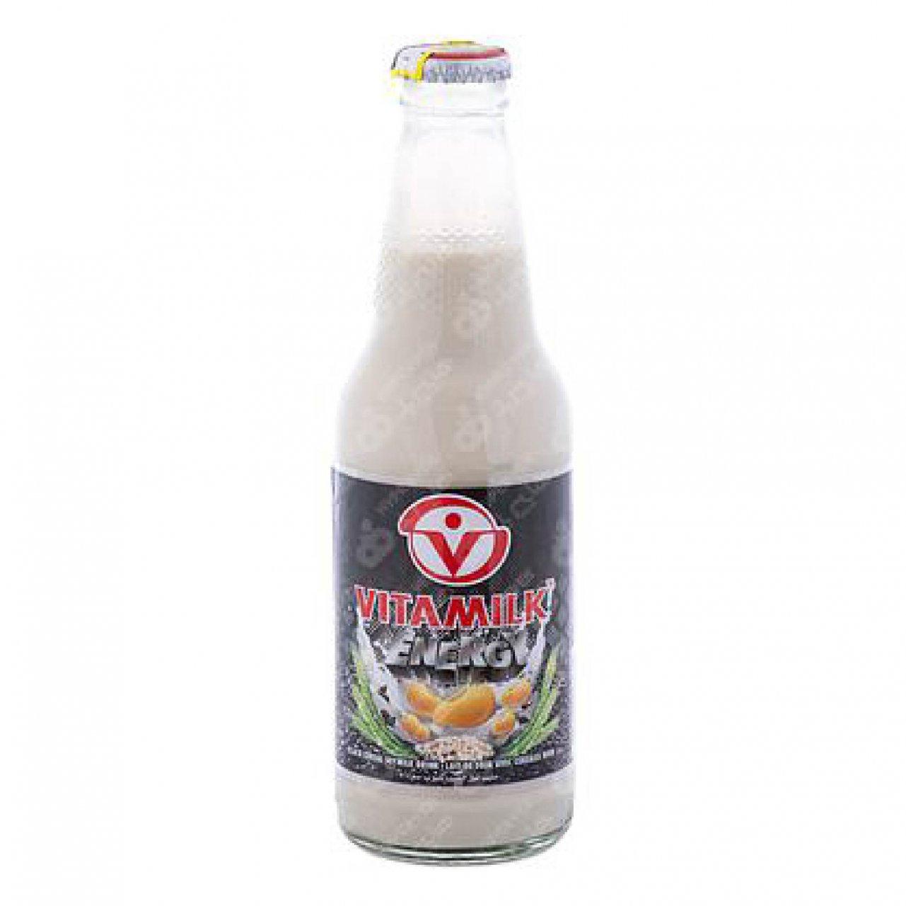 شیر سویا انرژی ویتا میلک شیشه ای