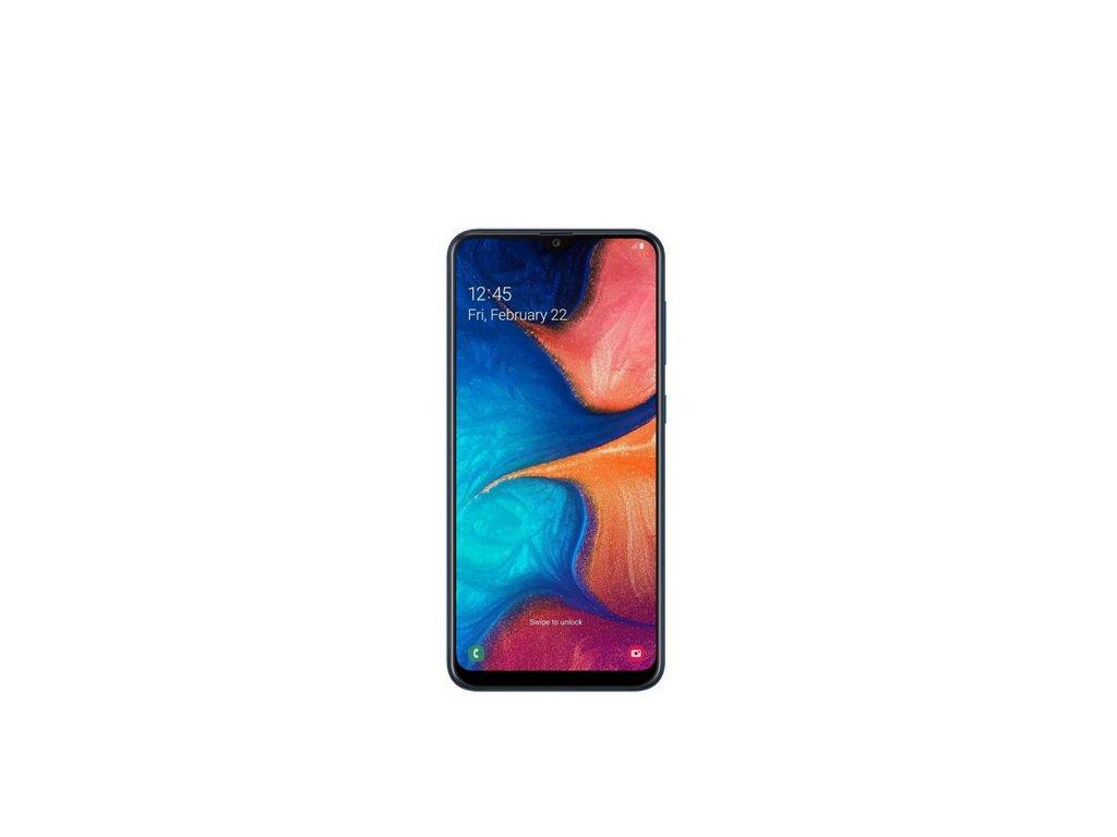 گوشی موبایل سامسونگ Galaxy A20 دو سیم کارت ظرفیت 32 گیگابایت