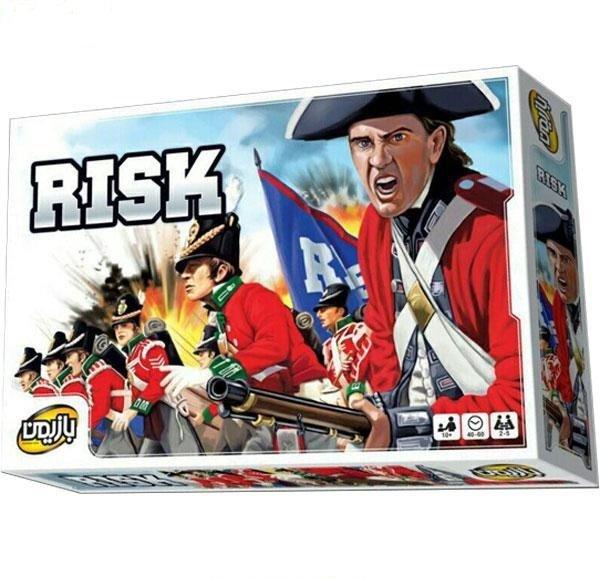 بازی رومیزی Risk بازیمن (ارسال رایگان)