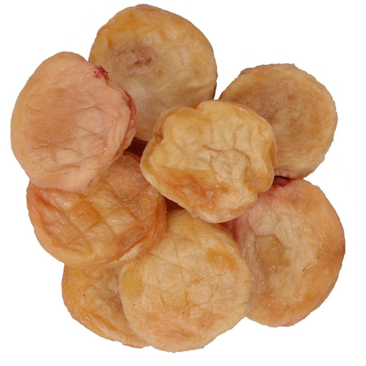 میوه خشک هلو مشتی 250 گرم وجیسنک
