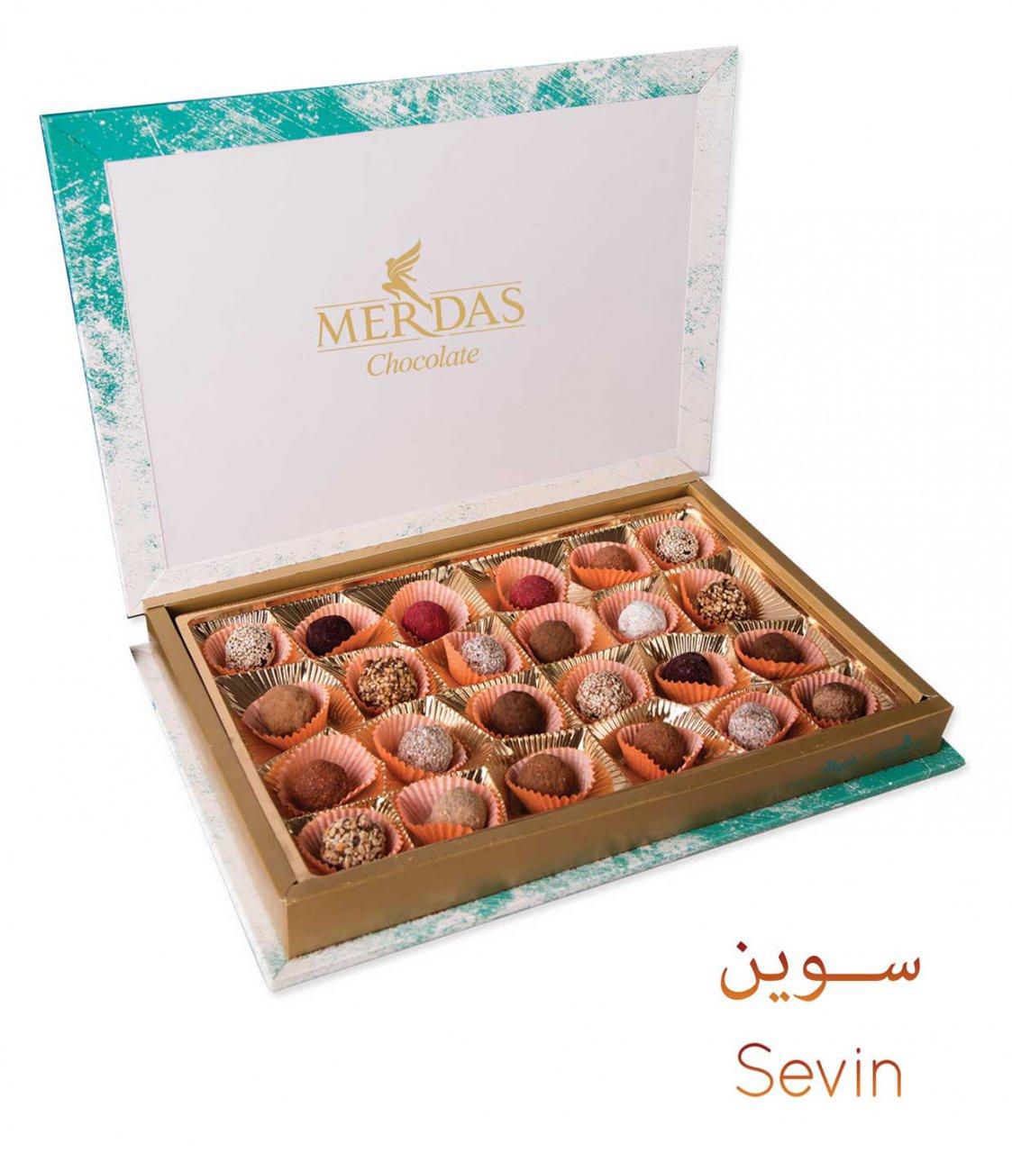 شکلات پذیرایی سوین