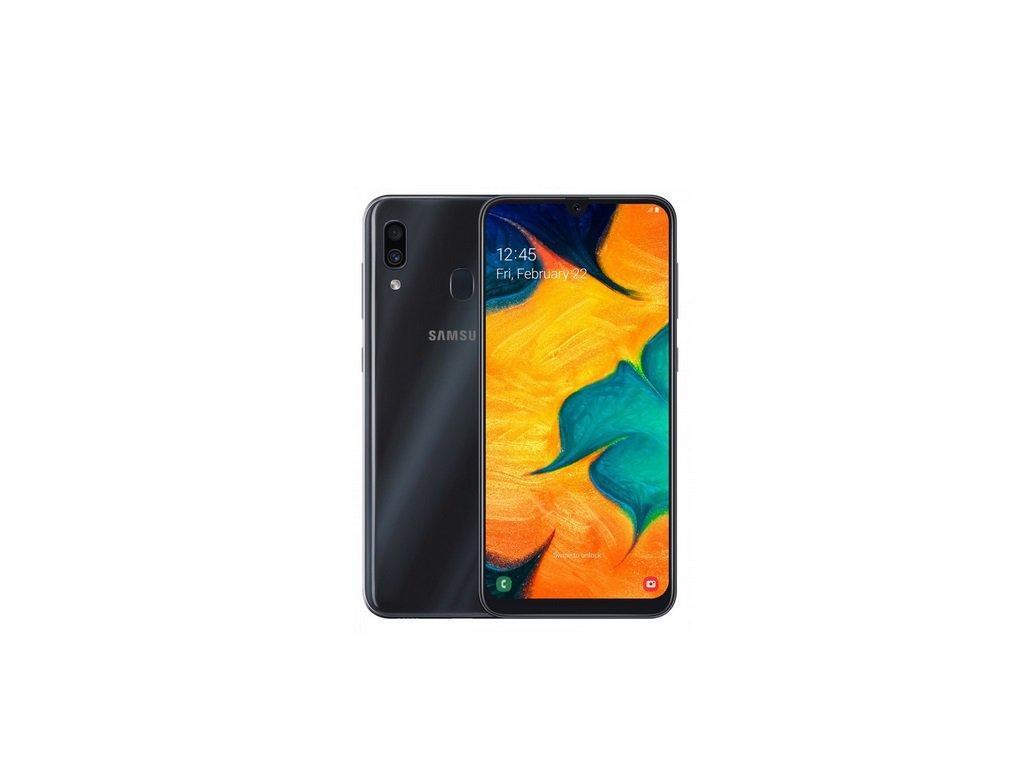 گوشی موبایل سامسونگ Galaxy A30 دو سیم کارت ظرفیت 64 گیگابایت