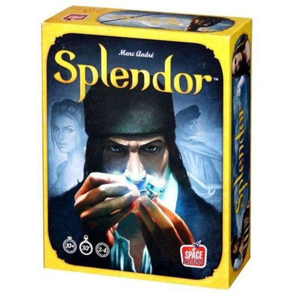 بازی فکری اسپلندور Splendor