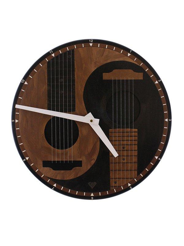 ساعت دیواری طرح گیتار
