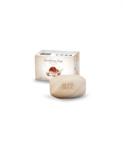 صابون عصاره قارچ گانودرما 100 گرم