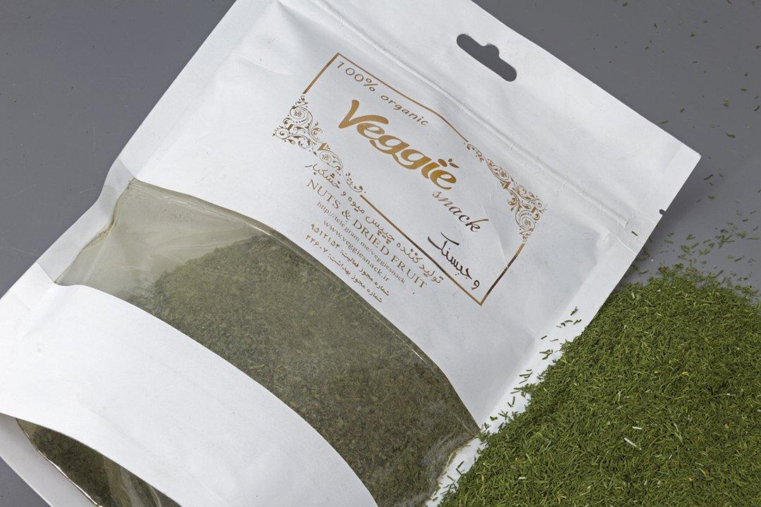 سبزی شوید خشک 250 گرم وجیسنک