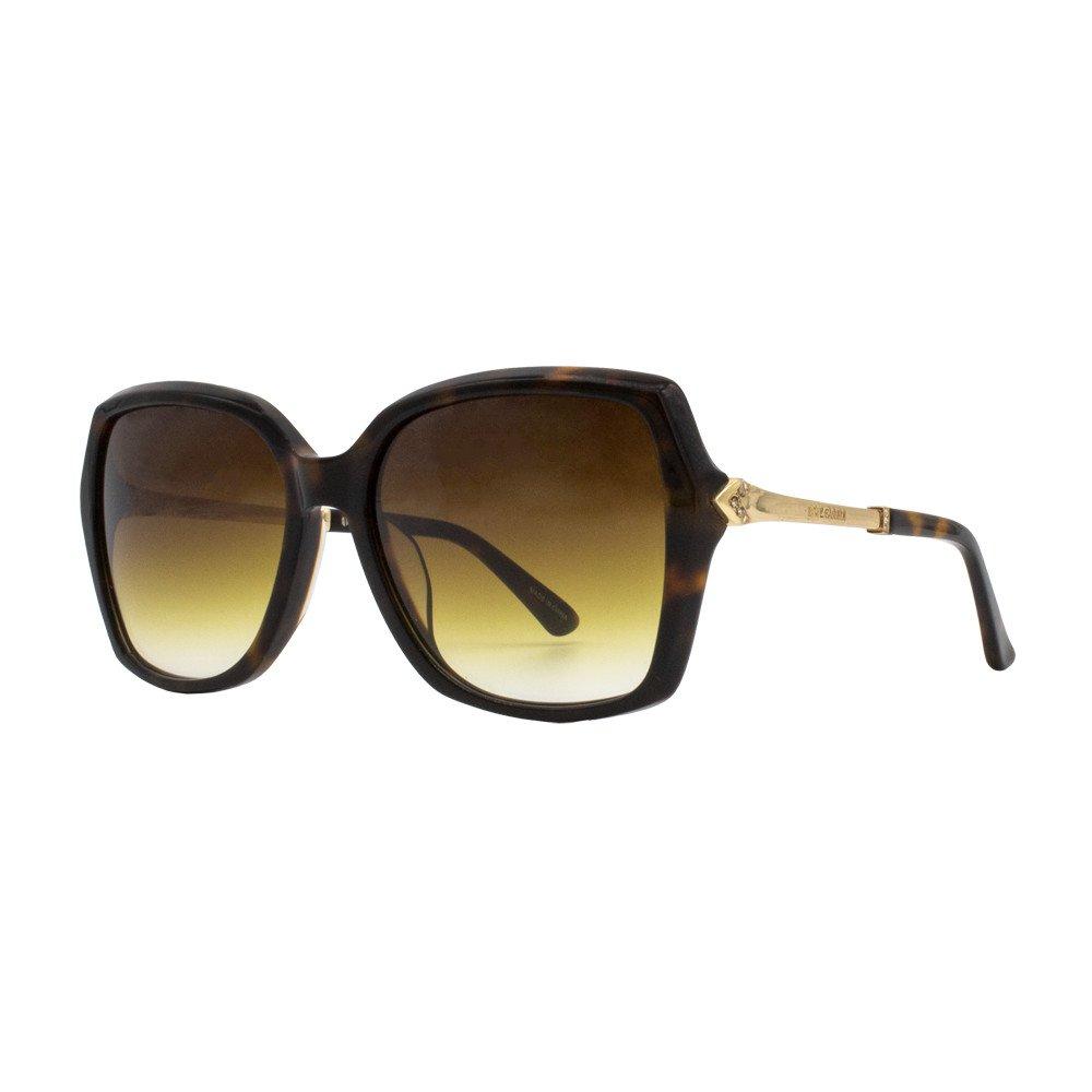 عینک آفتابی بولگاری قهوه ای ابلق مدل BV8206
