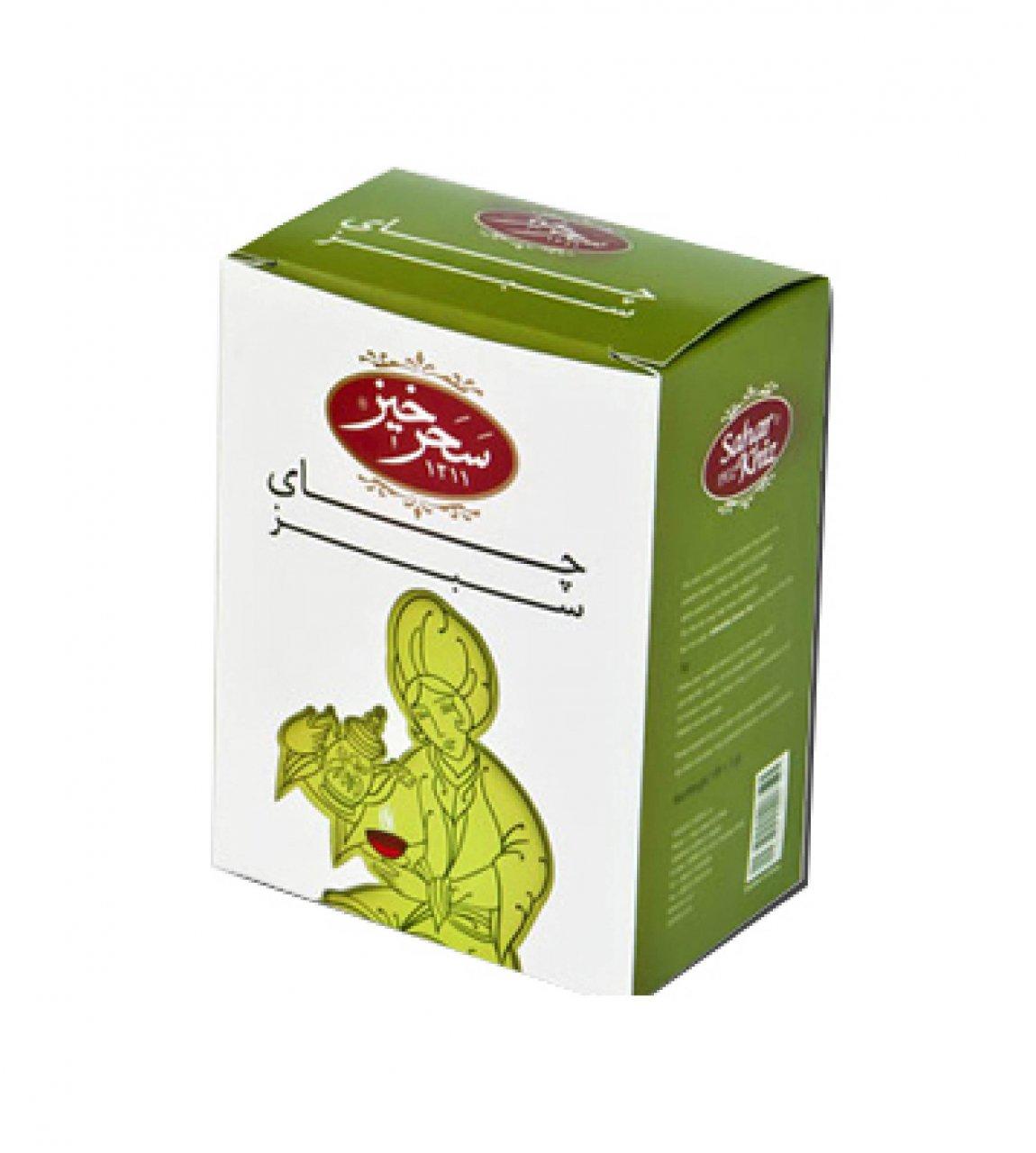 چای سبز یاس سحرخیز 100 گرمی