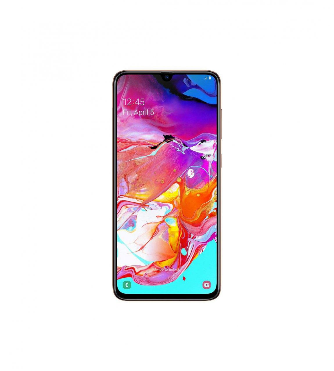 گوشی موبایل سامسونگ Galaxy A70 دو سیمکارت ظرفیت 128 گیگابایت