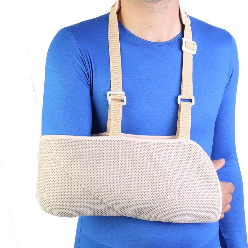 آویز دست کیسه ای طب و صنعت با پارچه سه بعدی