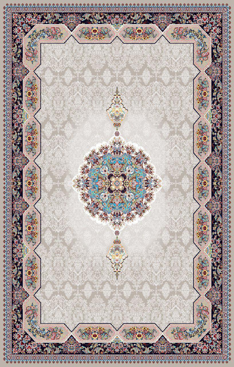 فرش نقش هالیدی فیلی رنگ 700 شانه 12 متری