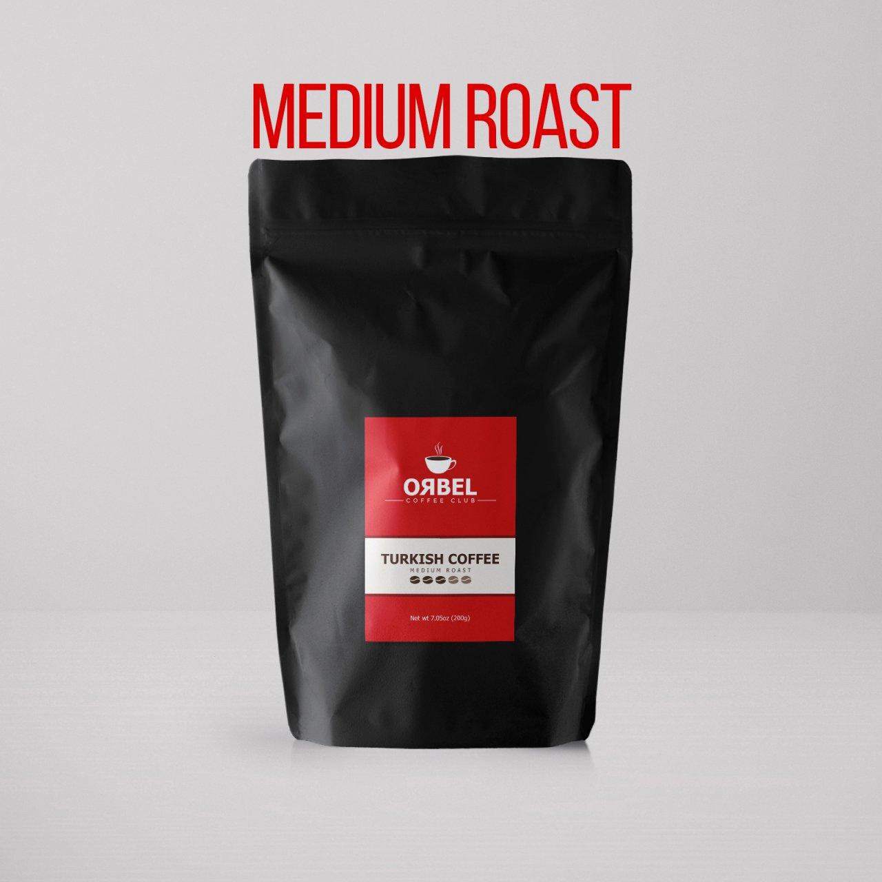قهوه ترک مدیوم اربل ۱ کیلوگرمی