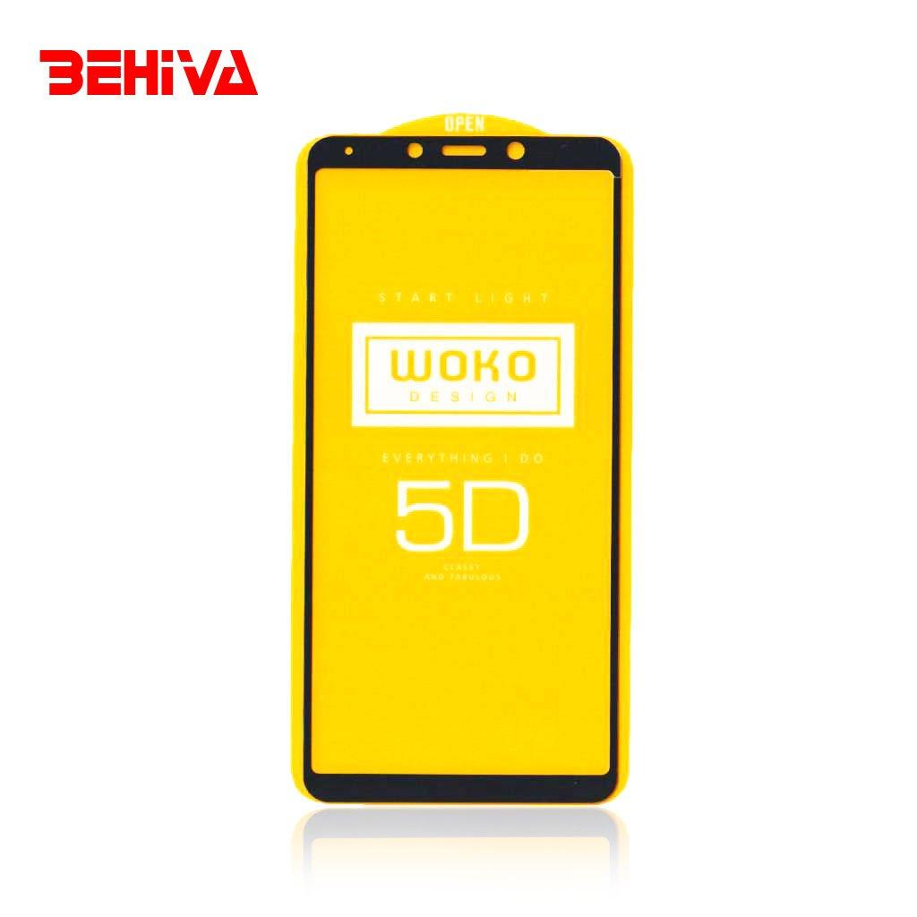 محافظ صفحه نمایش گلس سامسونگ +Samsung J8 مدل WOKO