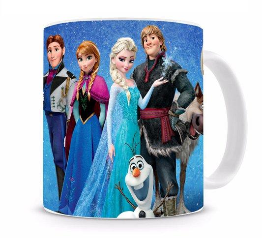 ماگ سرامیکی طرح کارتونی Frozen