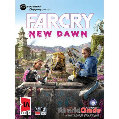 بازی کامپیوتری Far Cry New Dawn مخصوص PC نشر پرنیان
