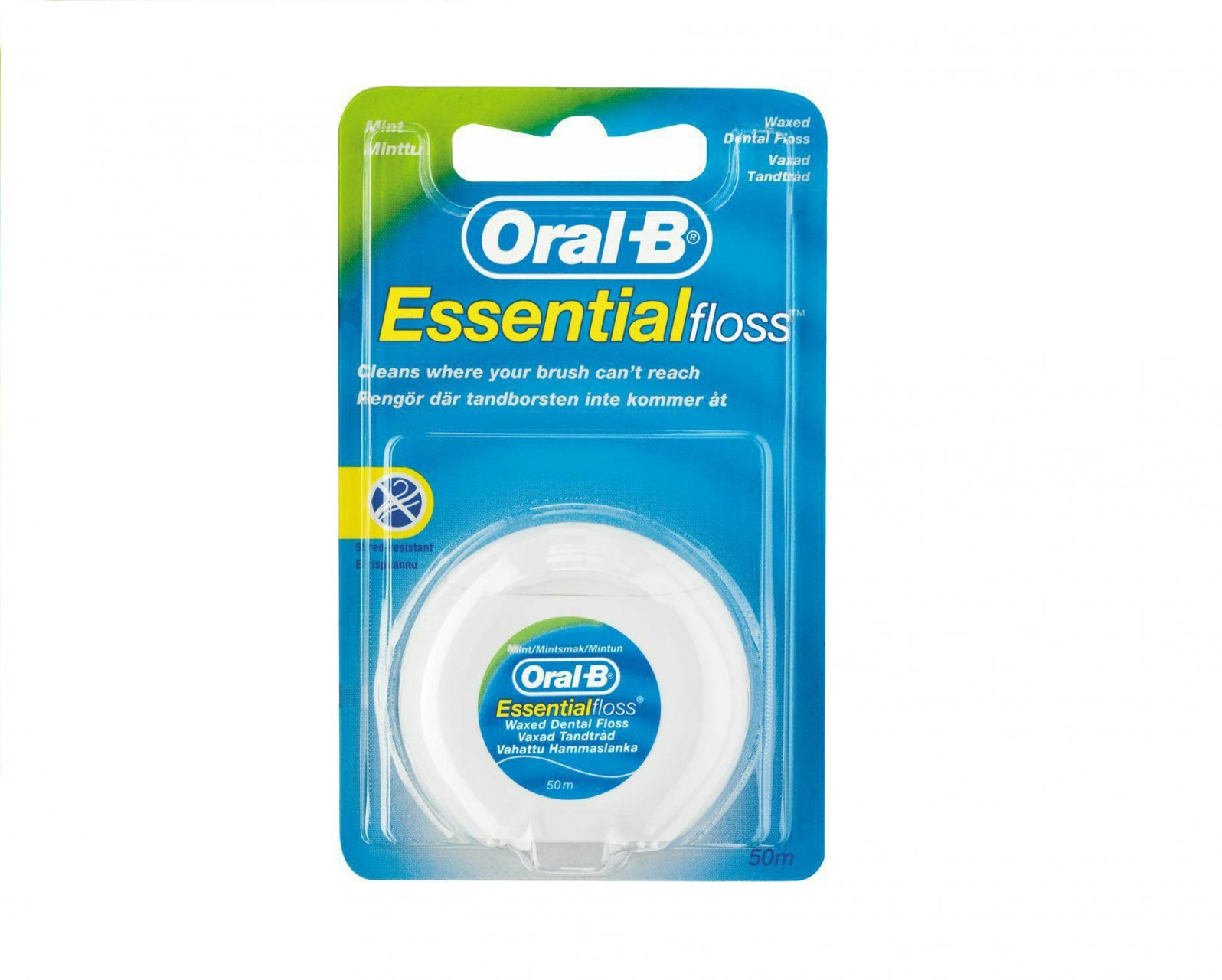 نخ دندان اورال بی مدل Essential