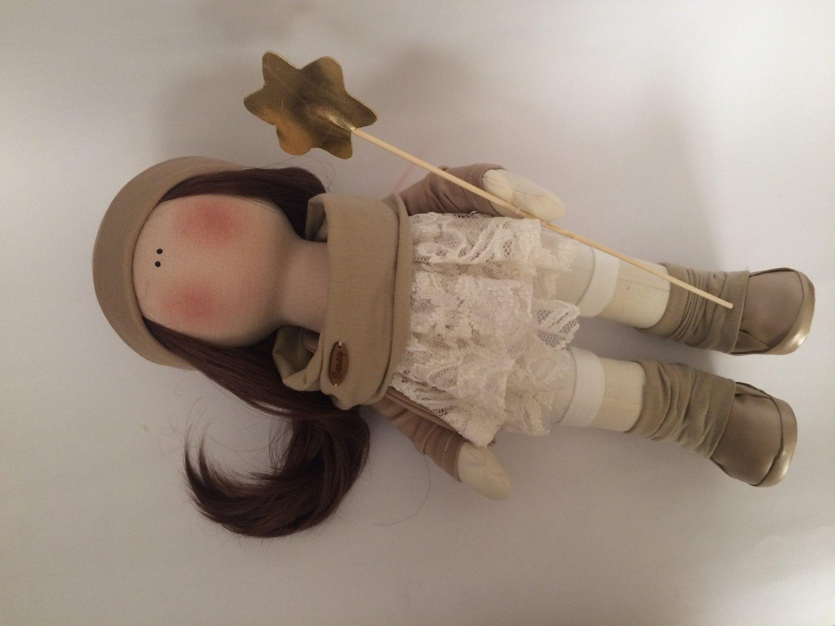 عروسک دختر روسی