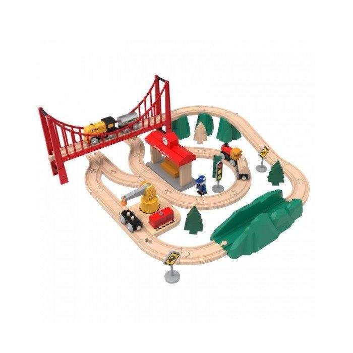ساختنی شیائومی مدل mi toy train set