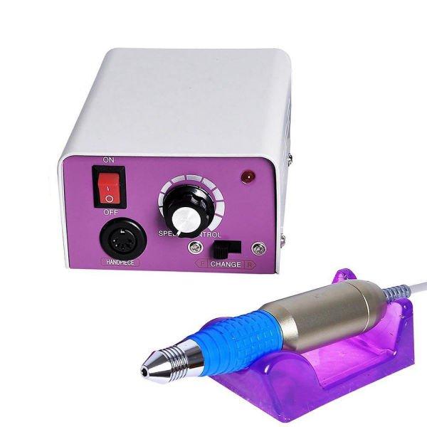 دستگاه مانیکور و پدیکور پینک یو مدل mm-25000