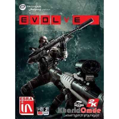 بازی کامپیوتری Evolve مخصوص PC