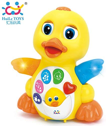 اردک موزیکال هولی تویز مدل 808
