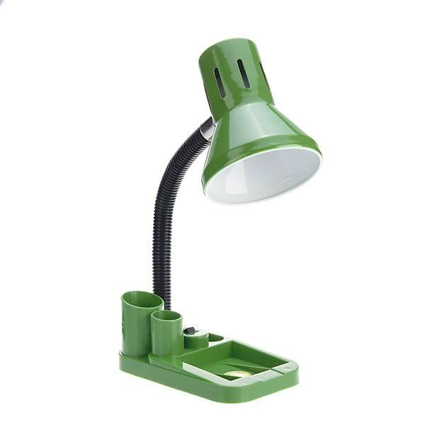 چراغ مطالعه تحریری همراه با لامپ 6 وات