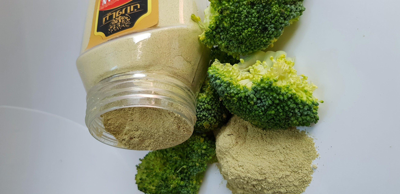 پودر کلم بروکلی ارگانیک برند نیاوران ۲۵۰ گرم