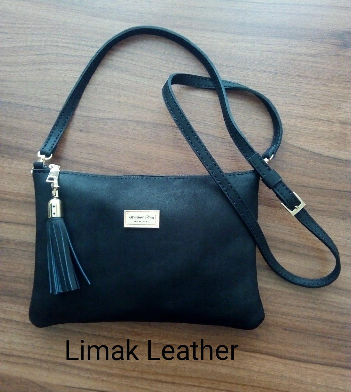 کیف رو دوشی چرم طبیعی