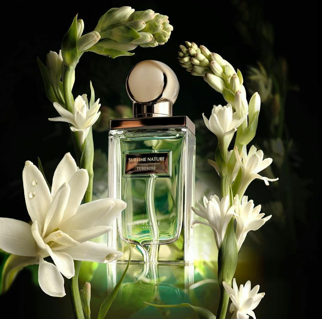 عطر زنانه SUBLIME NATURE TUBEROSE حجم 50 میل