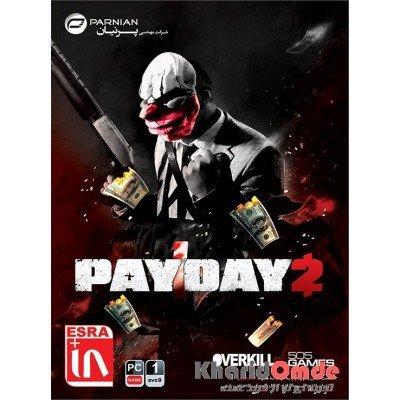 بازی کامپیوتری Payday 2 مخصوص PC