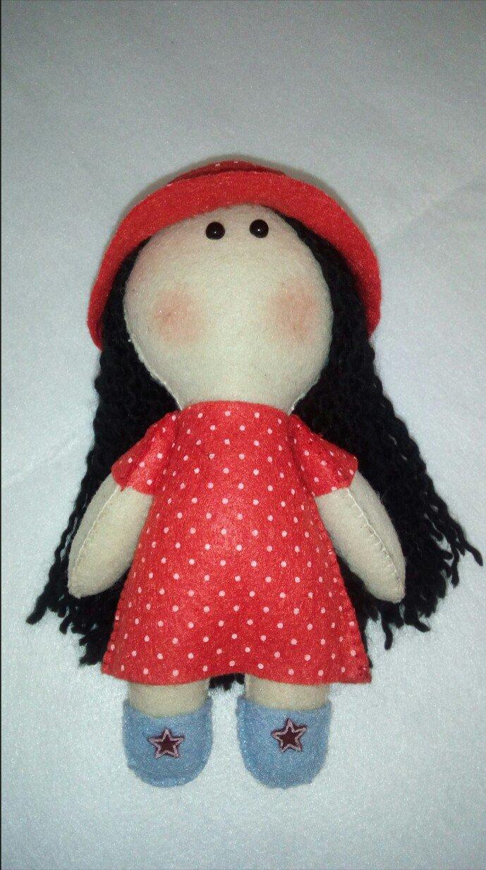 عروسک روسی نمدی