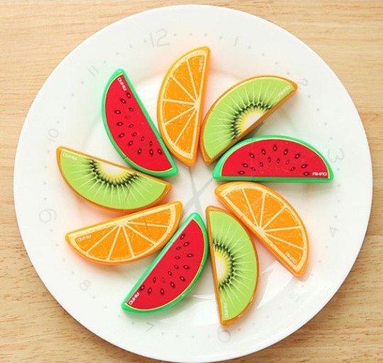 غلط گیر نواری طرح میوه