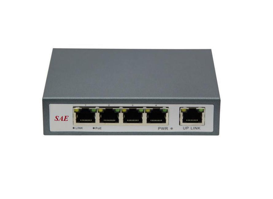 سوئیچ شبکه اس ای ایی 5 پورت SAE-PE450-F