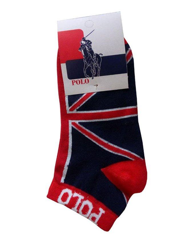 جوراب نیم ساق زنانه طرح انگلیس POLO