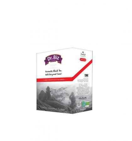 چای سیاه شکسته ممتاز معطر برگاموت دکتر بیز