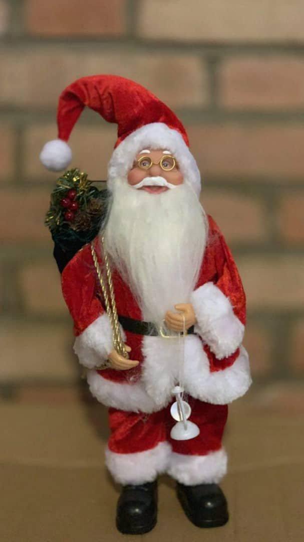 عروسک بابانوئل 50 سانتی