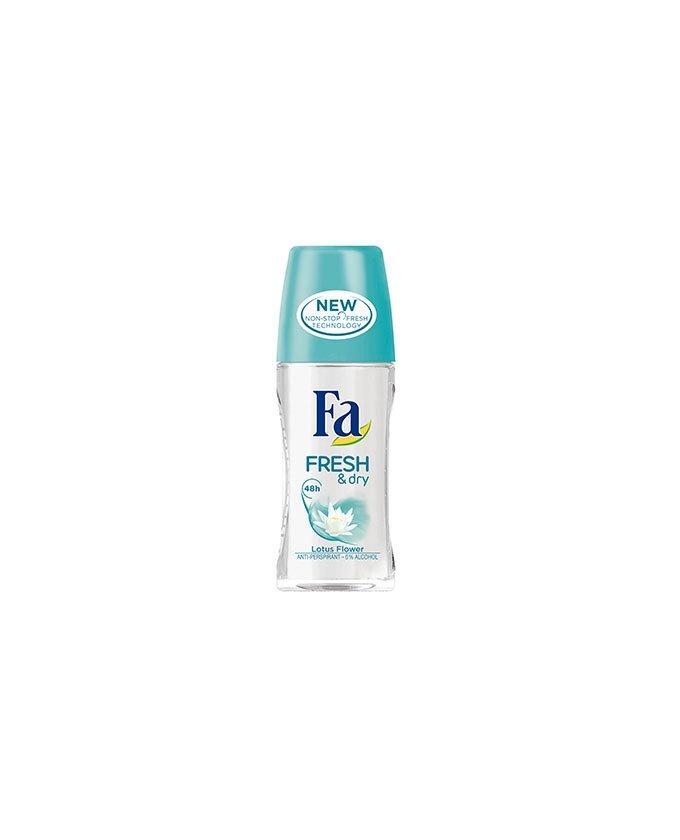 رول ضد تعریق زنانه فا مدل Fresh & Dry حجم 50 میلی لیتر