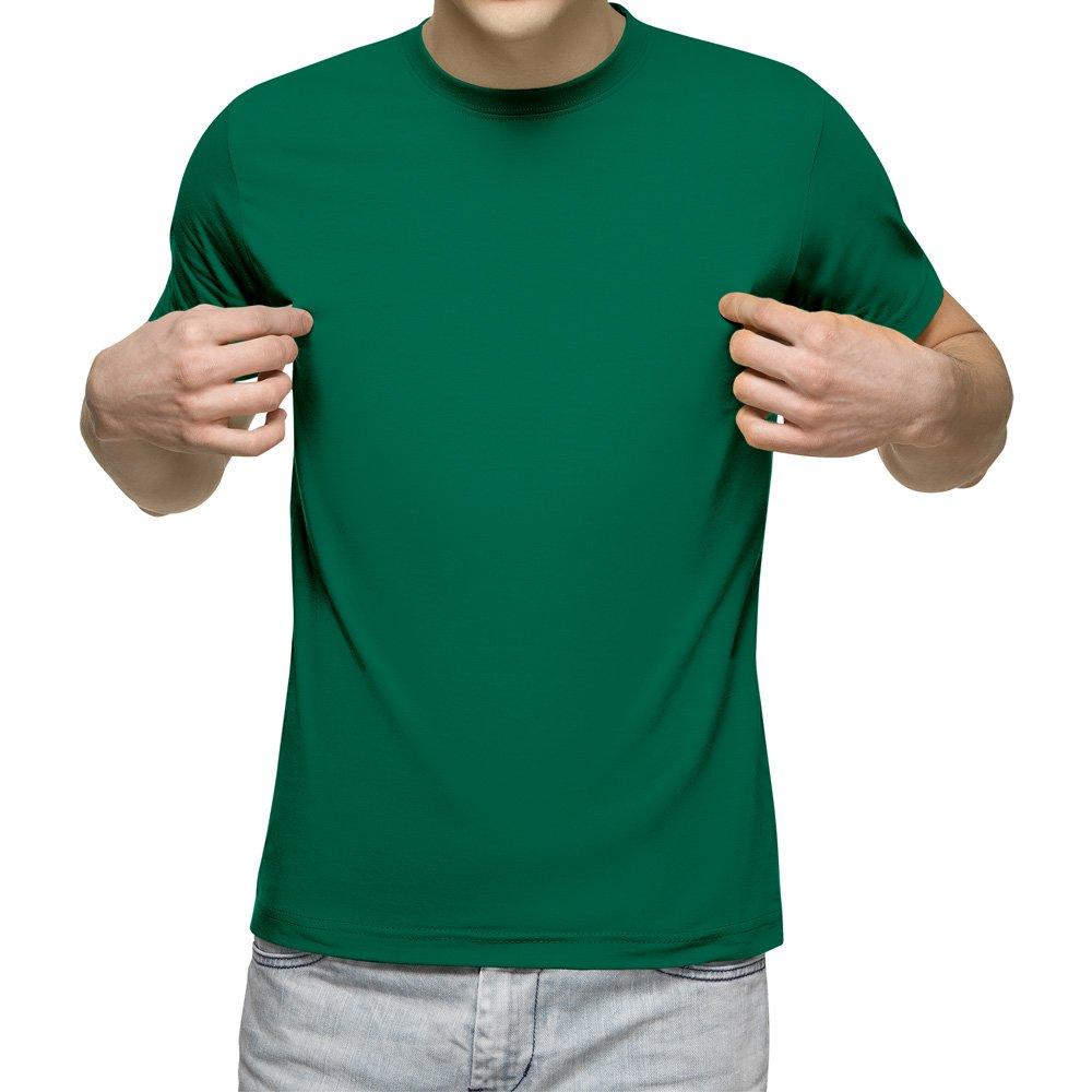 تیشرت آستین کوتاه مردانه کد 1BGR رنگ سبز