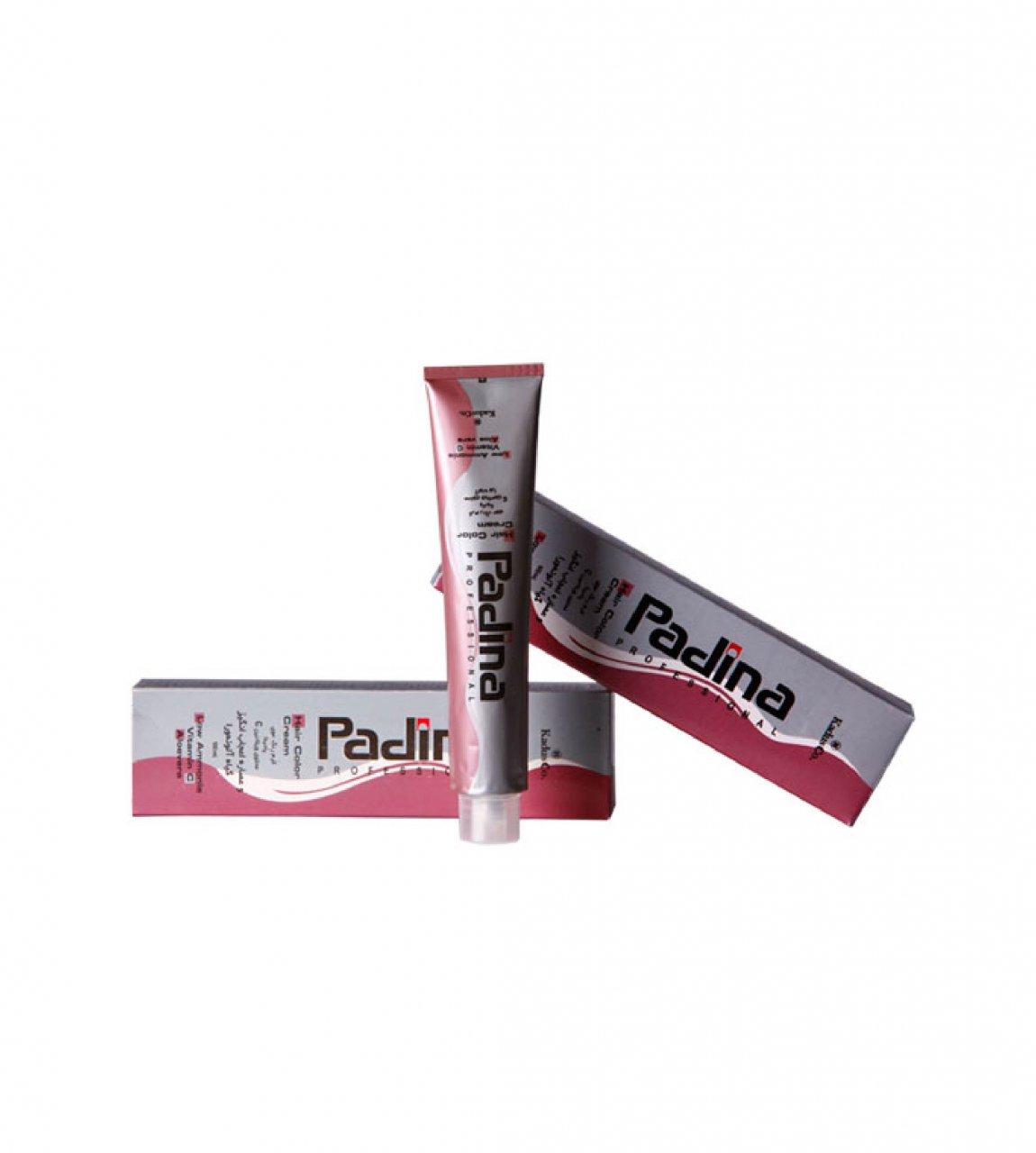 رنگ موی پادینا قهوه ای متوسط قوی کد 00_4