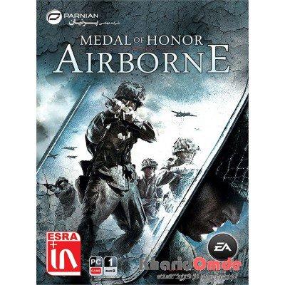 بازی کامپیوتری Medal of Honor AirBorne مخصوص PC